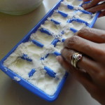 Making Dishwasher Detergent Cubes