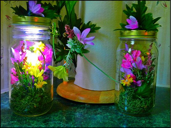 How To Reuse Decorate Glass Jars Make It Or Fix It