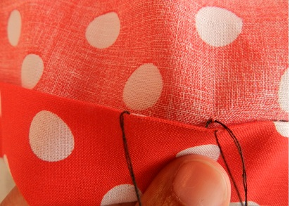 How to Hem Garments Using the Hidden Stitch