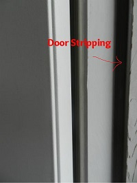 Door Stripping