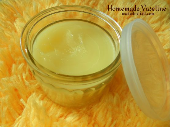 Homemade Vaseline