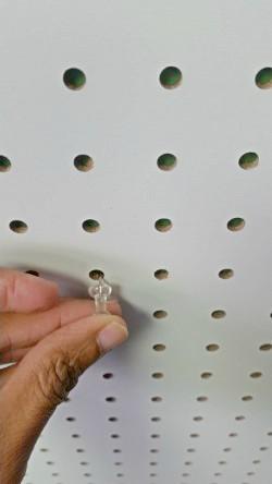 DIY Jewelry Display Board